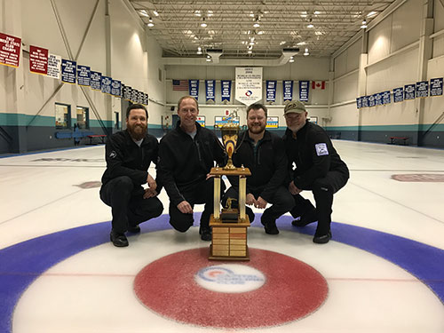 Tucker-Smith-Curling-Trophy